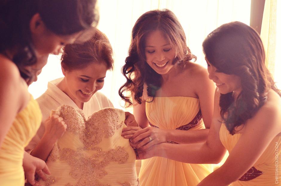 Contemporary Cebu Wedding Photographer, Marco Polo Plaza Cebu