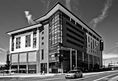 Belgrade Plaza Coventry (Architects S R Davis 2008-2010)