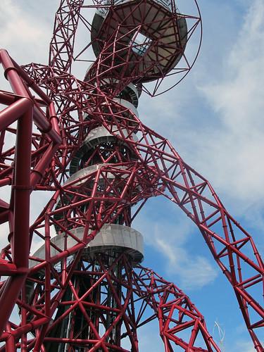 Arcelormittal Orbit in London's Olympic Park