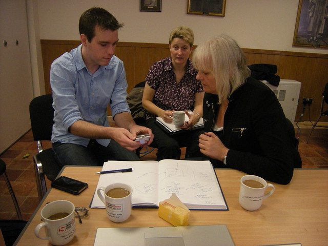 Low Hill Social Media Surgery August 2012