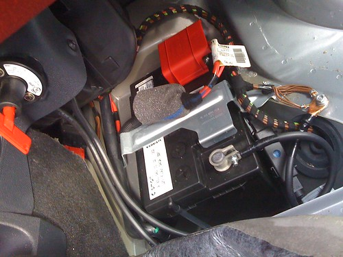 Battery disconnect - Smart Car Forums