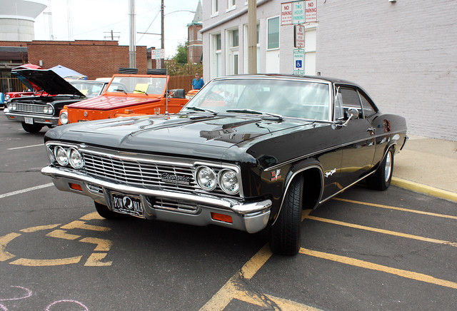1966 chevrolet impala ss 427 sport coupe 1 of 10 flickr photo sharing. Black Bedroom Furniture Sets. Home Design Ideas