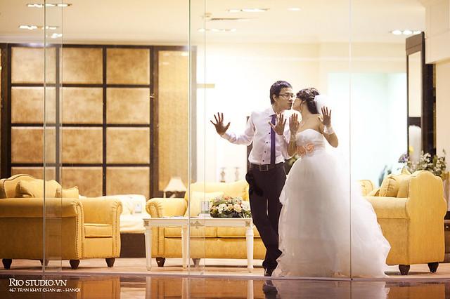 Ảnh cưới Huyền - Long (Hà Nội)