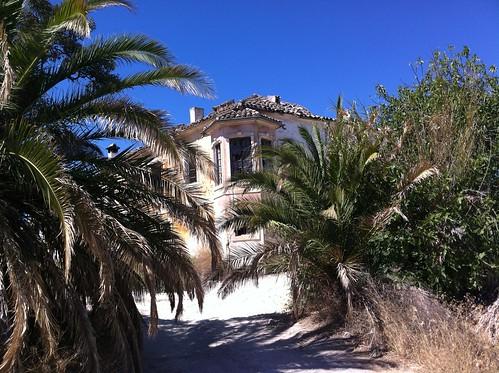 Carretera de Albendín