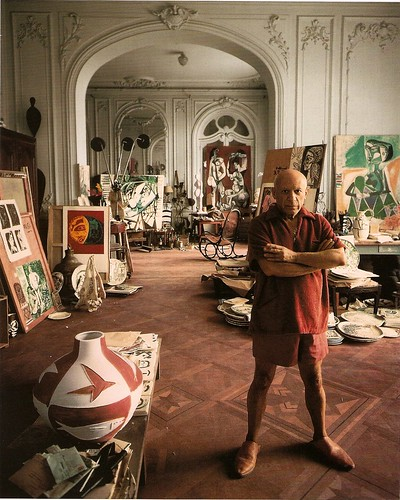 Newman Picasso by david haggard