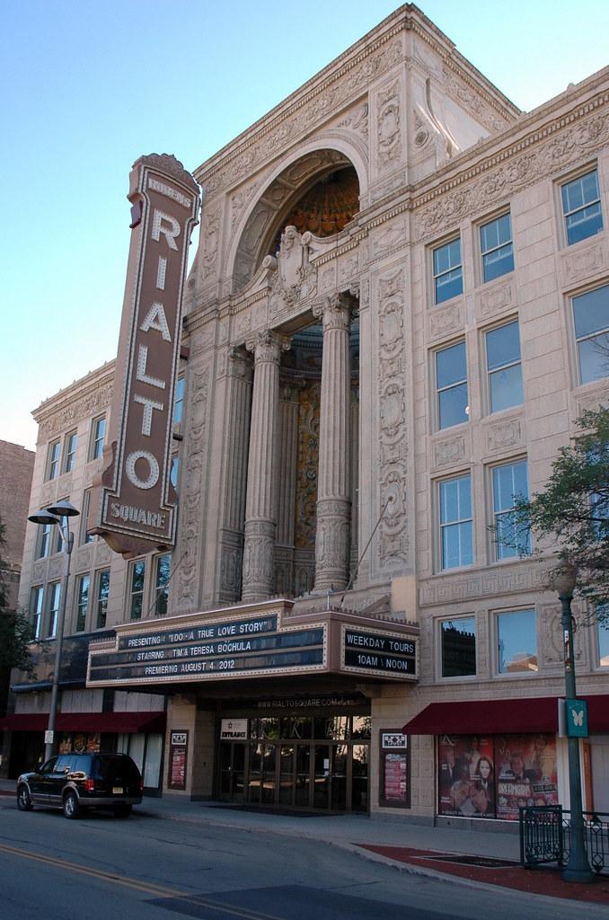 Rialto Square Theater, Joliet, IL