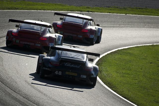 Porsche RSR family