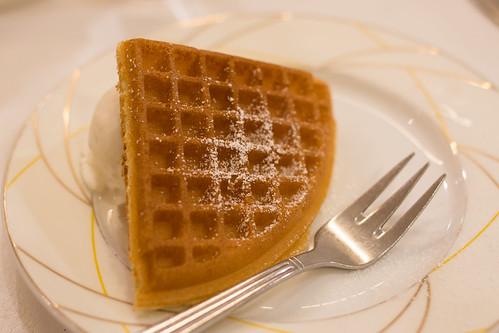 好的甜品才能將一餐劃上完美的句號