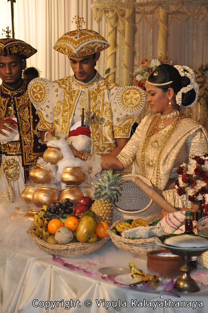 Sri Lanka Traditional Wedding Milk Fountain Sri Lankan Weddings