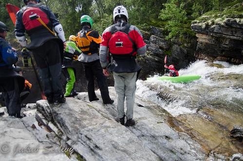 Inspected Ula falls