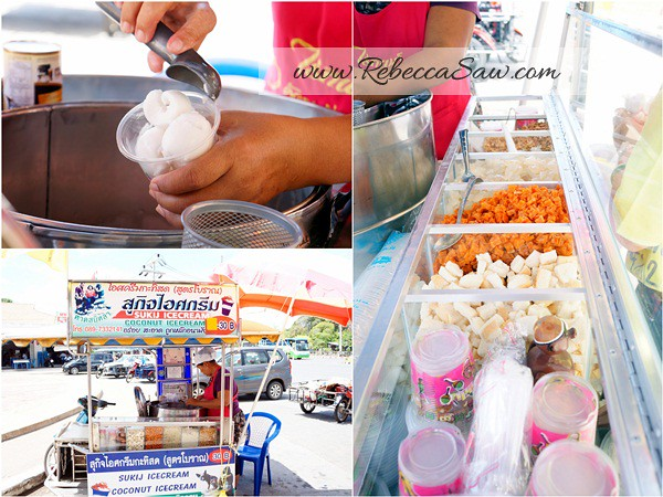 songkhla - coconut ice cream