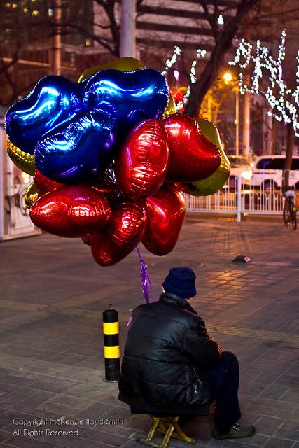 Lonely Ballon