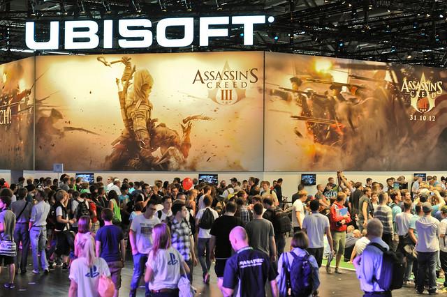 Stand Ubisoft
