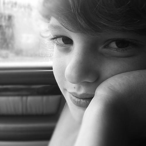 Fifth grader.