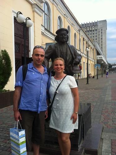 Torsten Daerr's Visit to Zfort Group