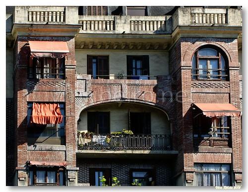 Buildings of San Sebastian #2 by VRfoto