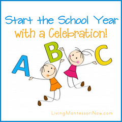 Start the School Year with a Celebration!