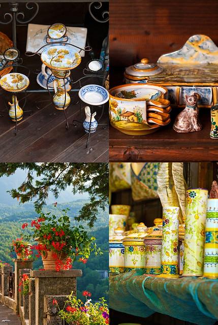 Vario_Castelli ceramiche