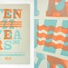 TAFUZZY DAYS TEN YEARS by MEAT collettivo grafico
