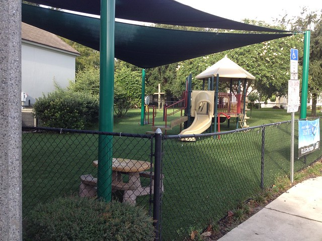 Home Daycare Backyard Ideas : Preschool Playground  Flickr  Photo Sharing!