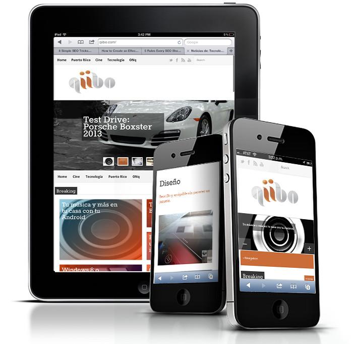 QiiBO mobile