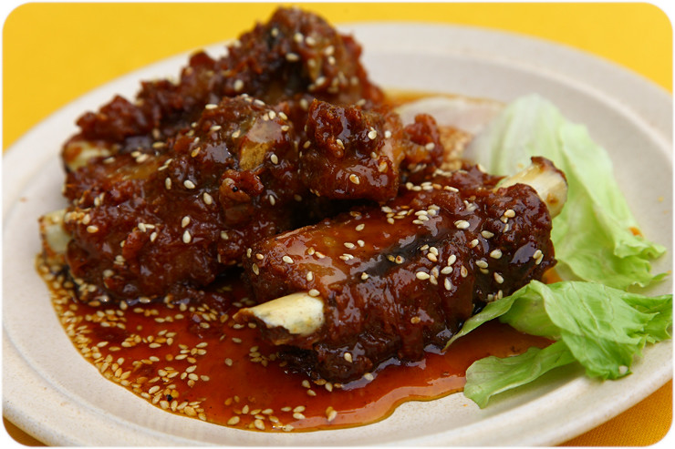 honey-sesame-pork-ribs