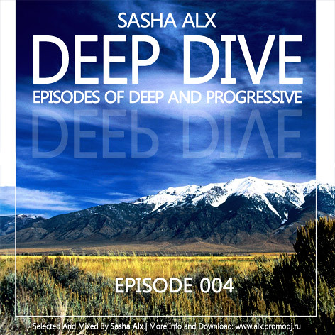 Deep Dive. Episode 004 (cover-art)