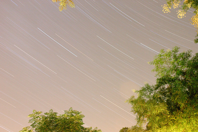 Startrail test