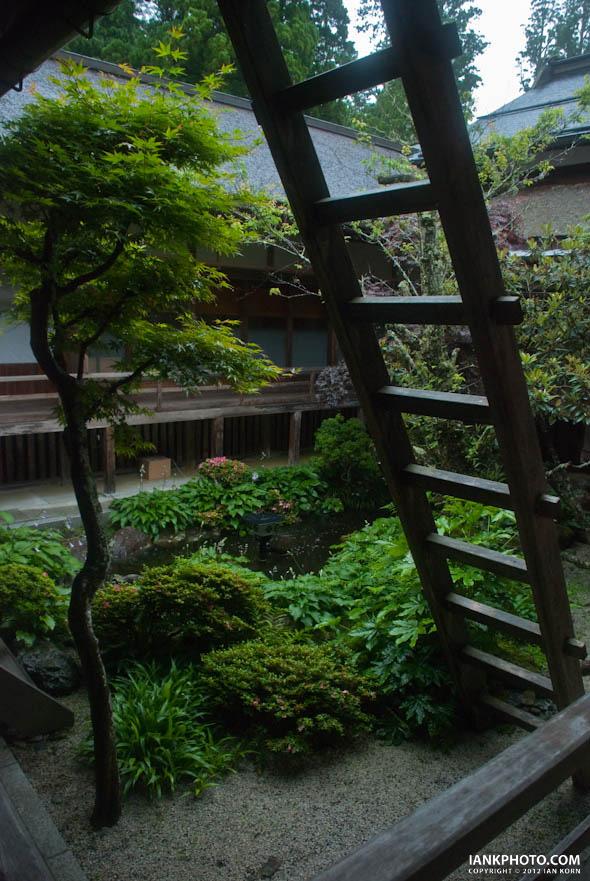 Kongobu-ji, Koyasan, Japan