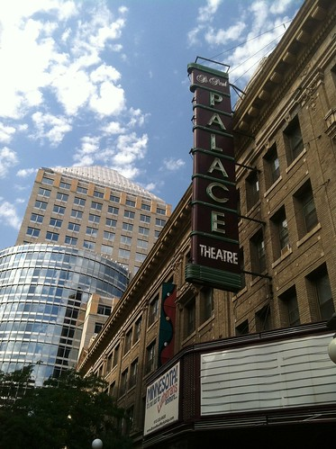 Palace Theater at St Paul