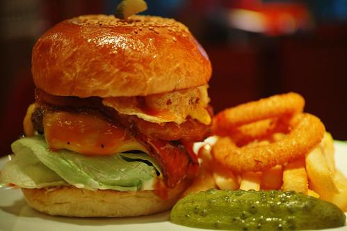 "Brozers ""Lot Burger"""