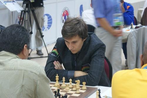 Sergey Karjakin (RUS)