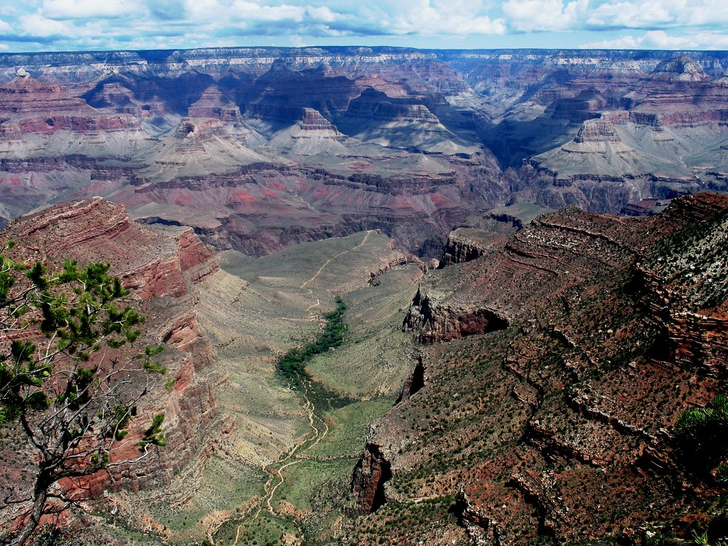 South Rim Grand Canyon Village Aoutos Hd Wallpapers