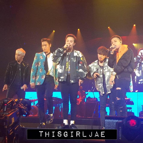 Big Bang - Made Tour 2015 - Las Vegas - 02oct2015 - thisgirljae - 11