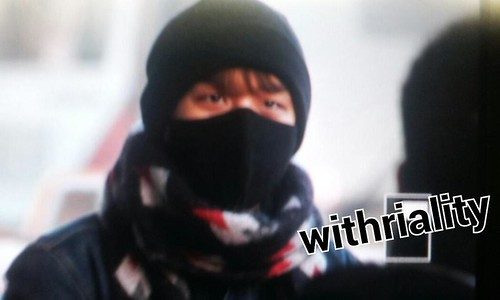 Big Bang - Gimpo Airport - 15jan2015 - Seung Ri - withriality - 03