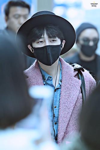 Big Bang - Incheon Airport - 21mar2015 - G-Dragon - avril_gdtop - 10