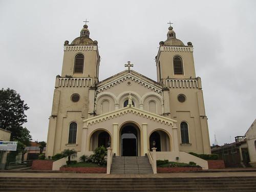 Encarnación: la cathédrale