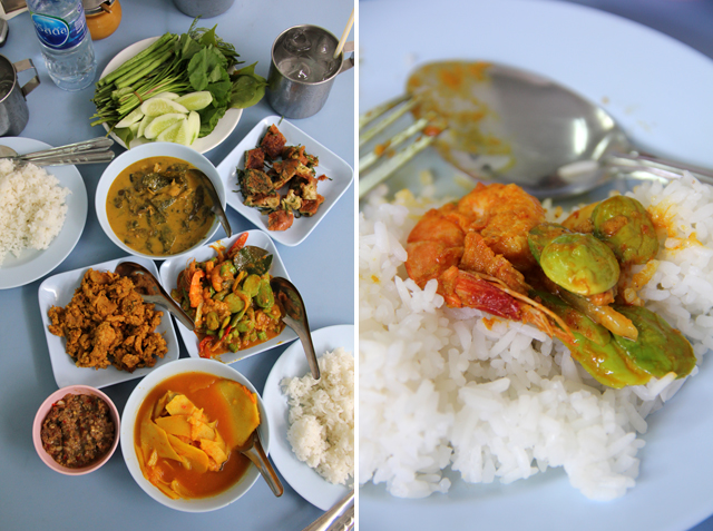 Southern Thai Food Feast