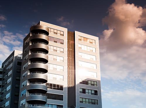 [フリー画像素材] 建築物・町並み, ビルディング, 風景 - アメリカ合衆国 ID:201207081600