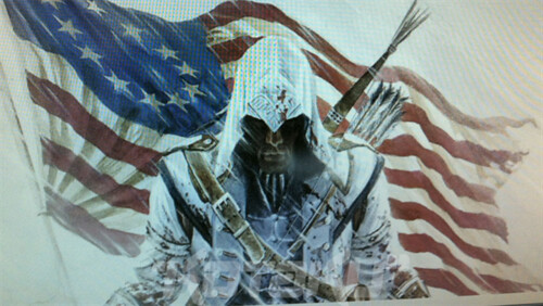 Art of Assassin's Creed 3 Announced