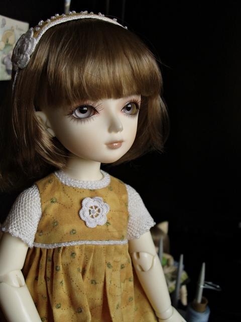 Amelia's new eyes
