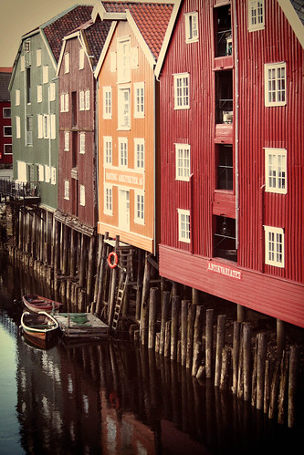 Trondheim through instagram