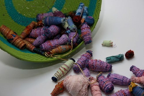 creative textiles - textiles work - textile art by Colouricious