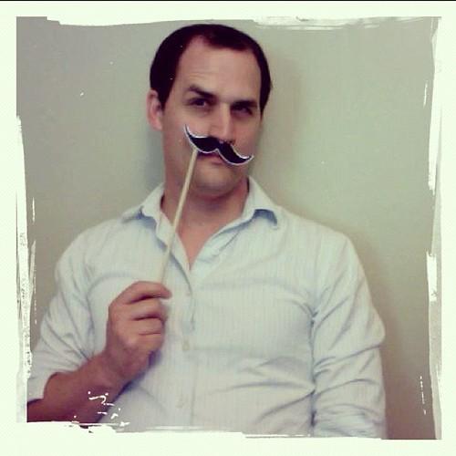 Love him - #mustache