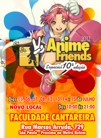 Anime-Friends