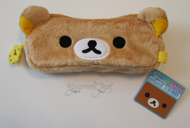 Rilakkuma Pencil Case Front