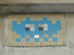 Space Invaders Paris de PA 0001 à PA 0500