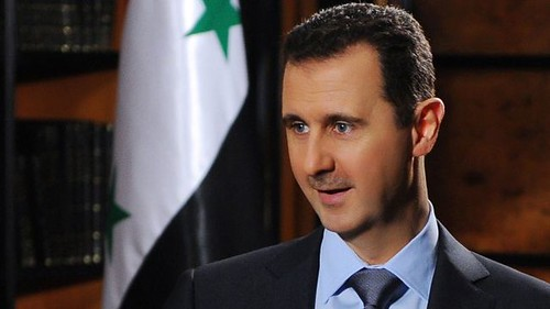 Syrian President Bashar al-Assad says the country is on a war footing. He described the present period as a challenge for the Middle Eastern state. by Pan-African News Wire File Photos