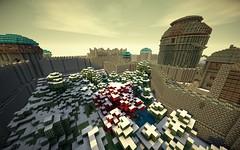 Minecraft - Winterfell