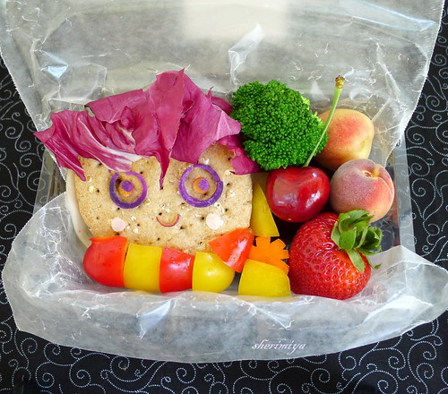 Harry Potter Field Trip Bento by sherimiya ♥